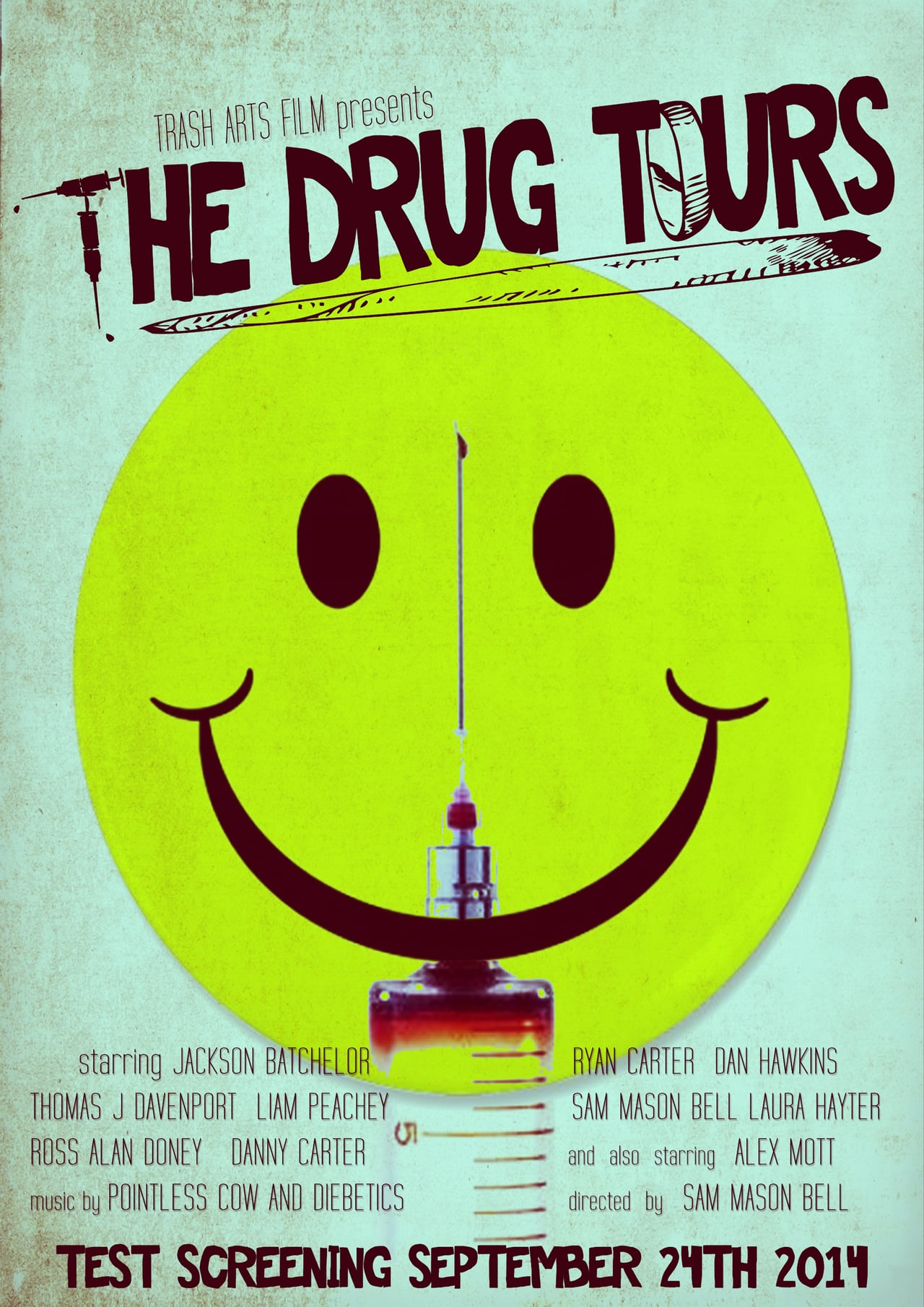 Watch The Drug Tours on our Free Roku Channel
